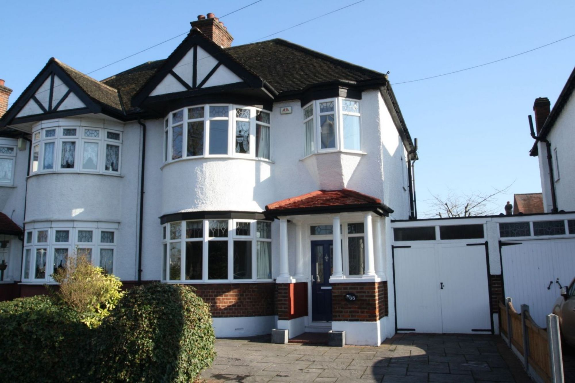 Renovating 1930s Semi Detached House 28 Images 1930s