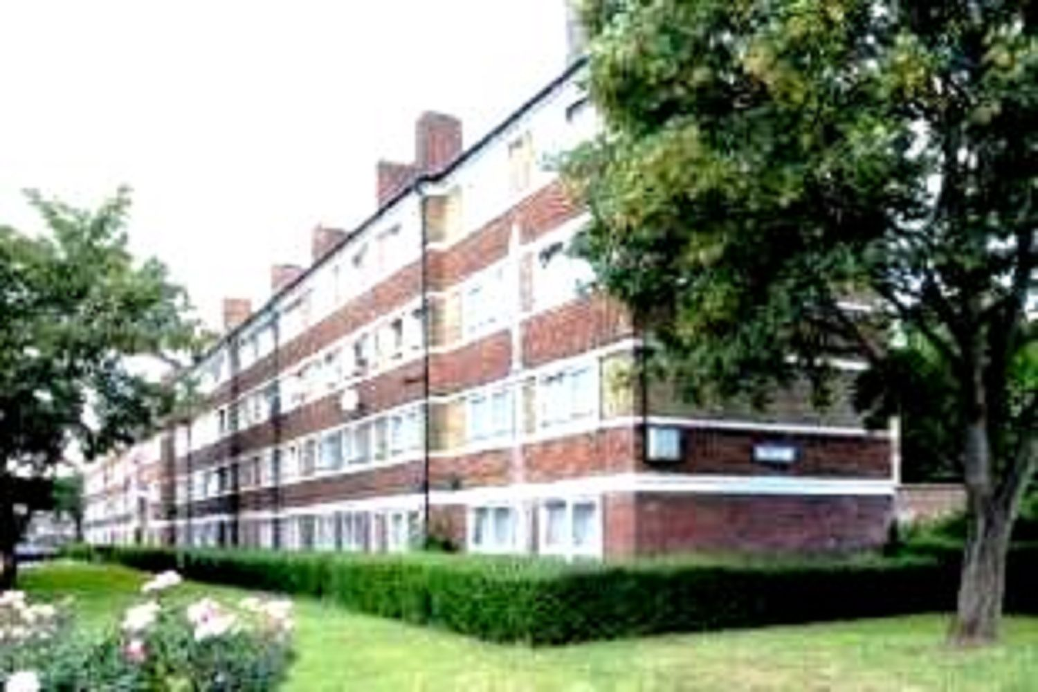 Neckinger Estate, London, SE16 3QH