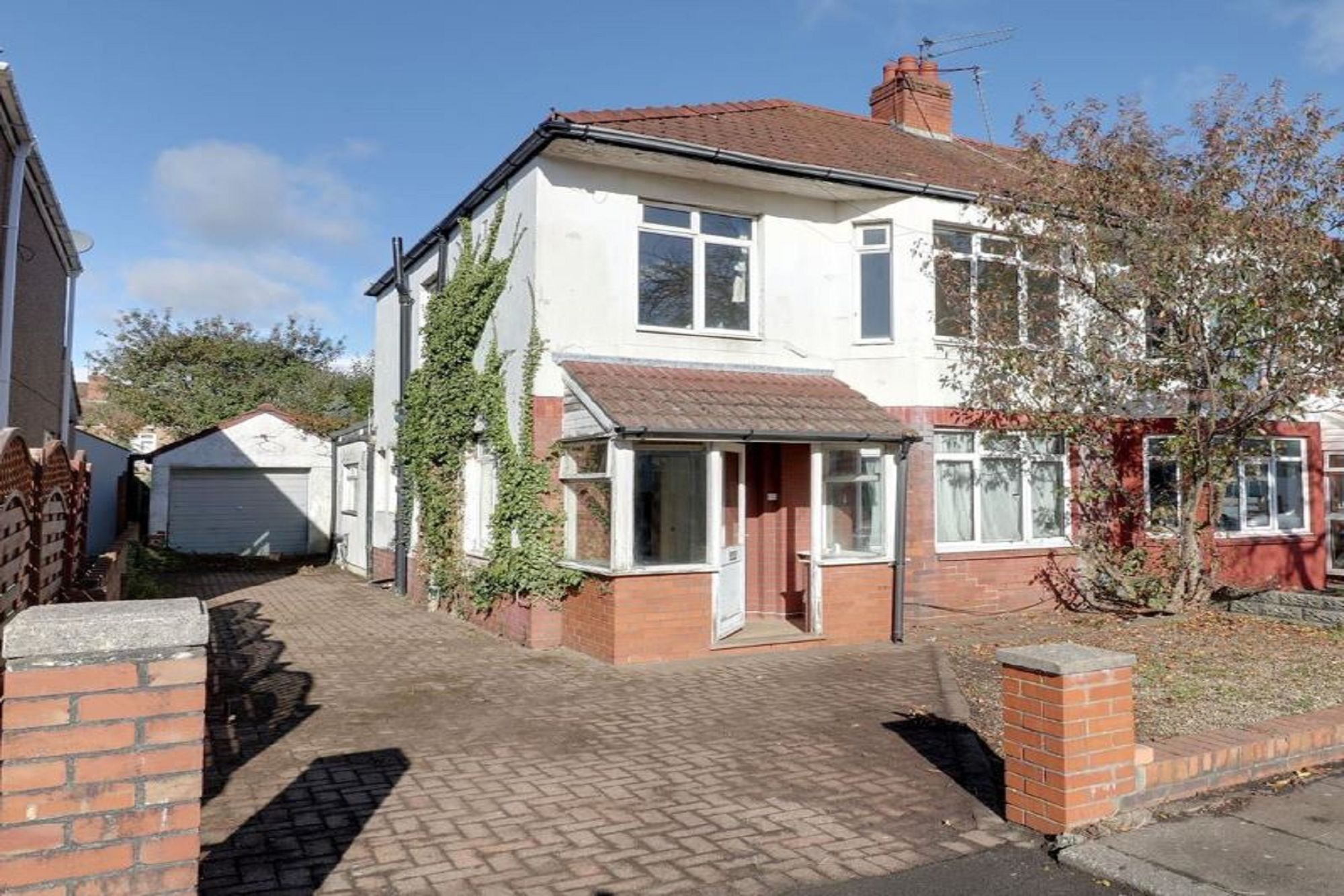 St Cadoc Road, Cardiff, CF14 4ND