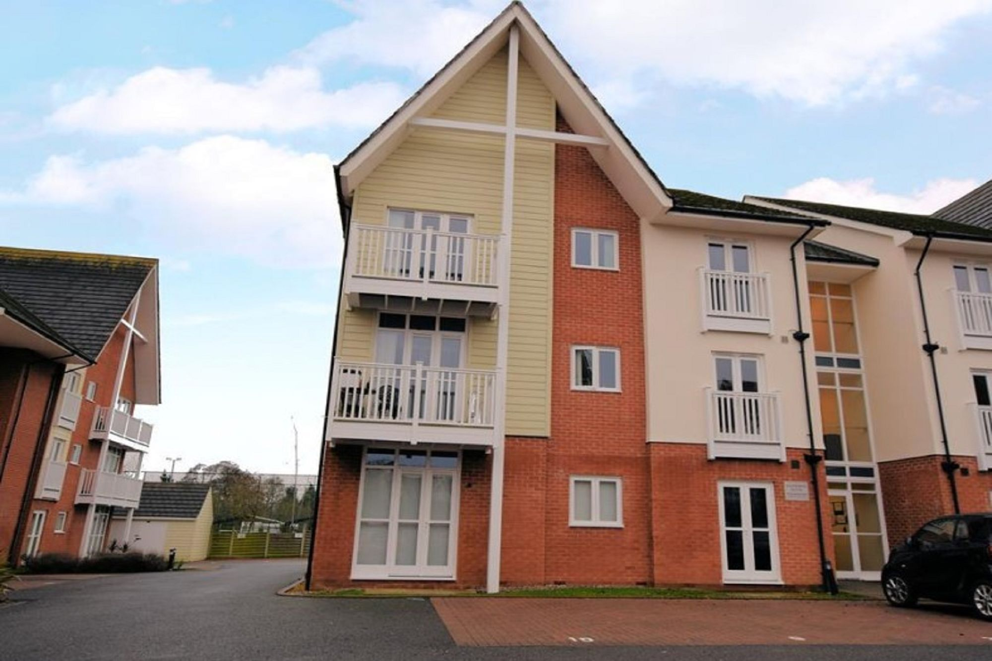 Apartment  Ellsworth House, 58 Woodshires Road, Solihull, B92 7DN