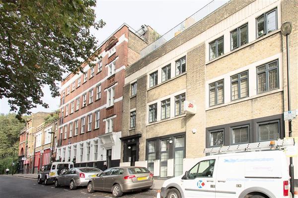 Bartholomew Square EC1.