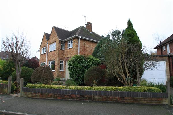 Repton Road, Wigston Fields, Leicestershire