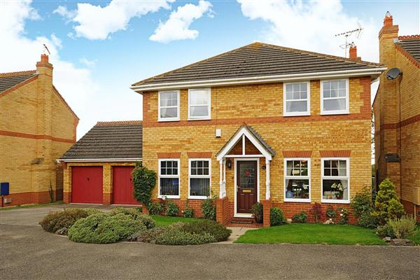 Vicarage Close, Waterbeach