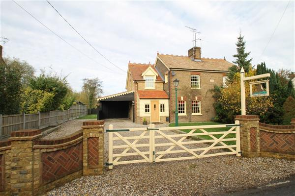 New Cottages, East End, Paglesham