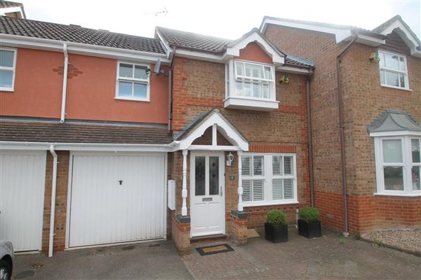 Lukintone Close, Loughton, Essex