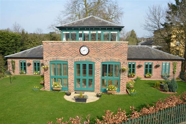 Clock House, Rackheath Park, Rackheath