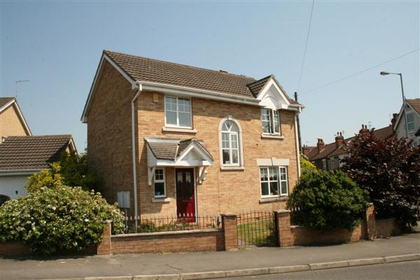 Furzebrook Road, Colwick, Nottingham