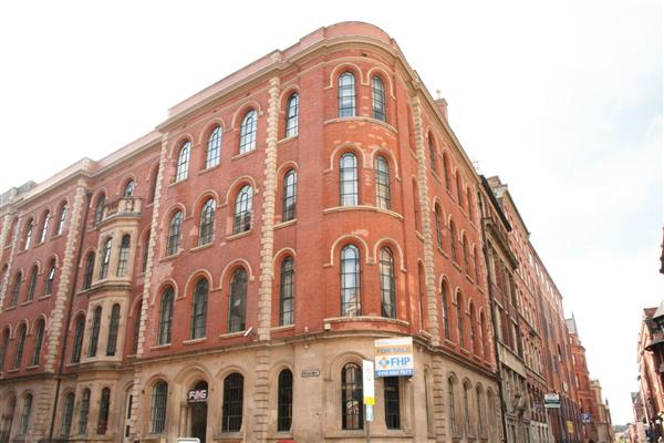 Broadway House, Stoney Street, Nottingham