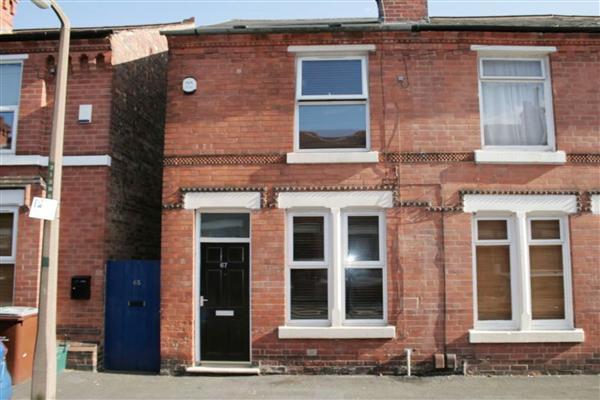 Melrose Street, Sherwood, Nottingham