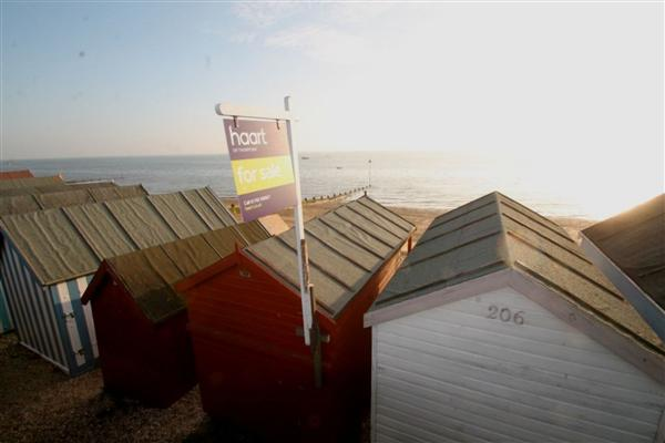 Thorpe Bay Seafront
