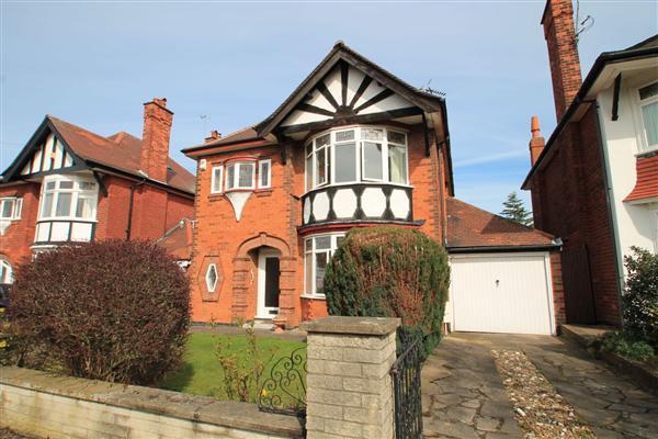 Rodney Road, West Bridgford, Nottinghamshire.