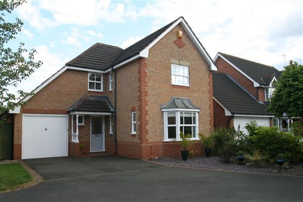 Scafell Close, West Bridgford, Nottinghamshire.