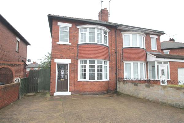 Thornondale Road, Scawsby