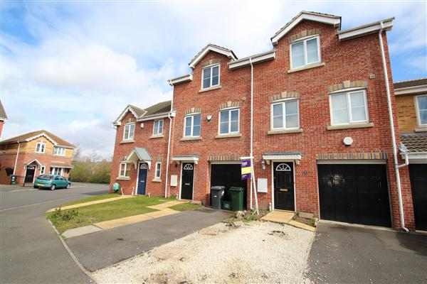 Mulberry Court, Warmsworth, Doncaster