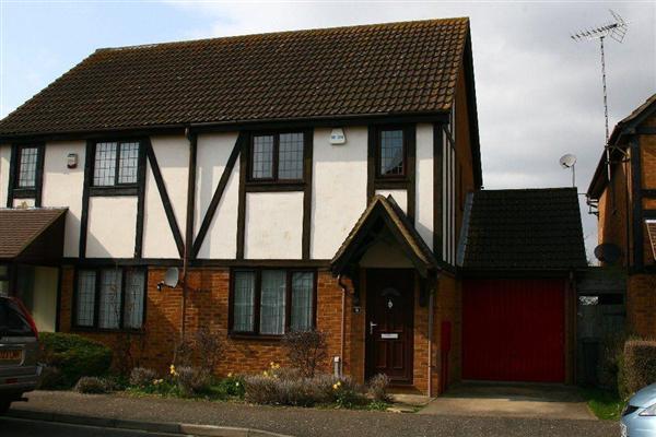 Martingale Close, Cambridge