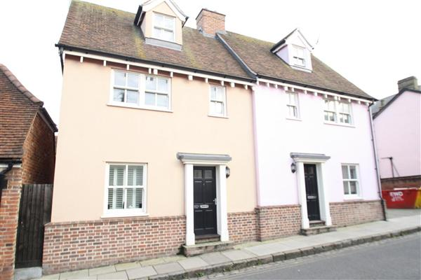 Priory Street, Colchester