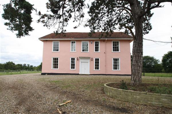 Dewlands Farmhouse, Higham