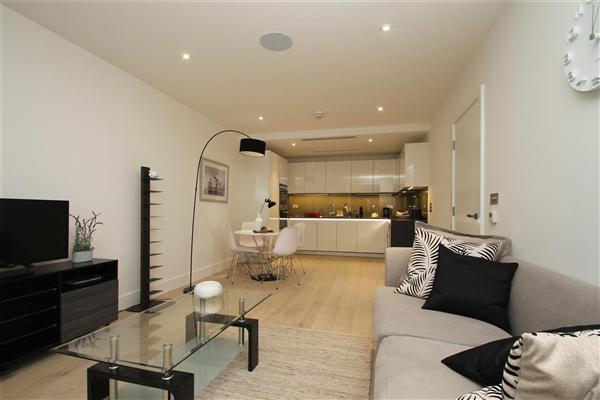 Fulham Riverside Apartments, SW6