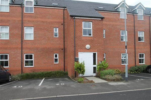 Oak Crescent, Ashby de la Zouch