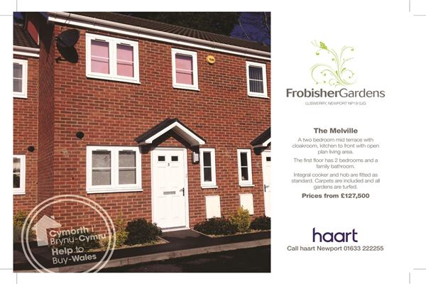 Frobisher Road, newport