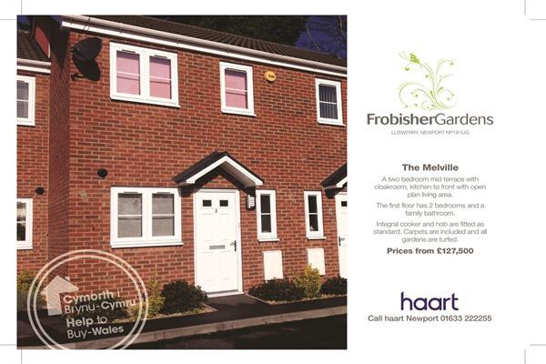 Frobisher Road, Newport
